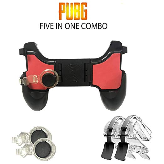 Gamepad - pubg Controller Joystick with L1 R1 Mobile Gaming