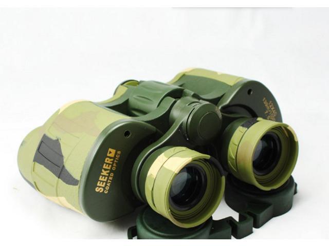 SEEKER 12X40 Outdoor High Binoculars Telescope for Camping
