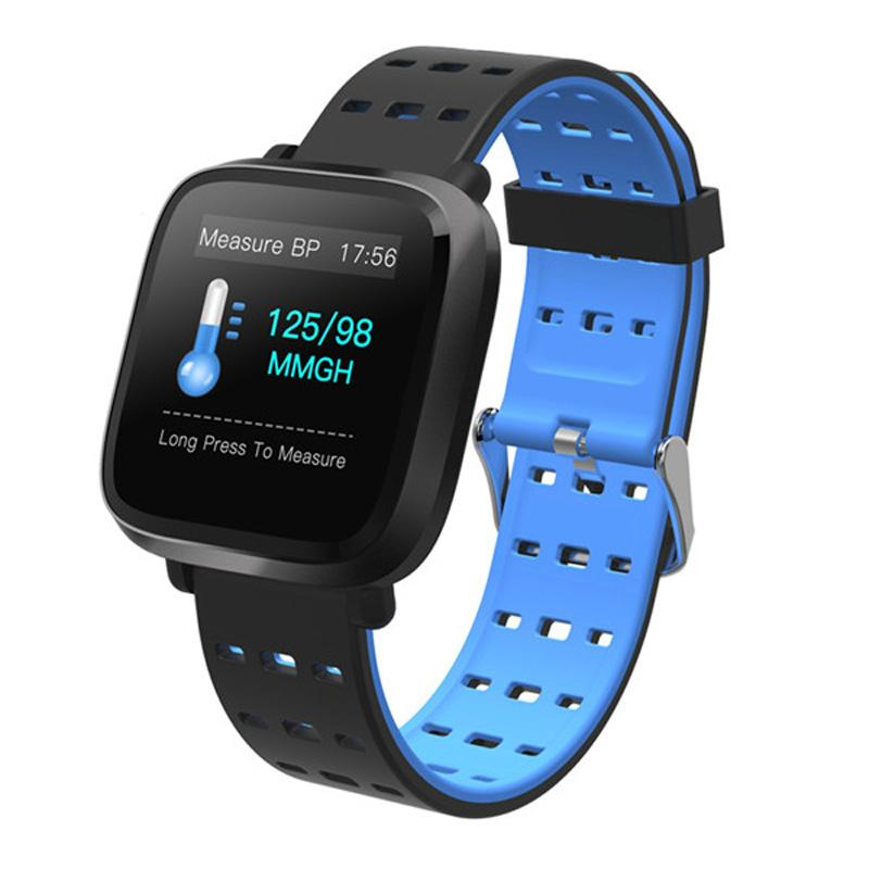 Y8 Smart Health Watch-Monitor BP, Heart Rate
