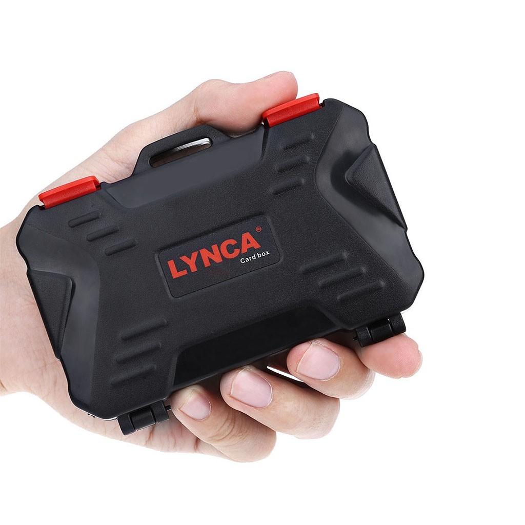 LYNCA KH-10 Waterproof Memory Card Storage Case