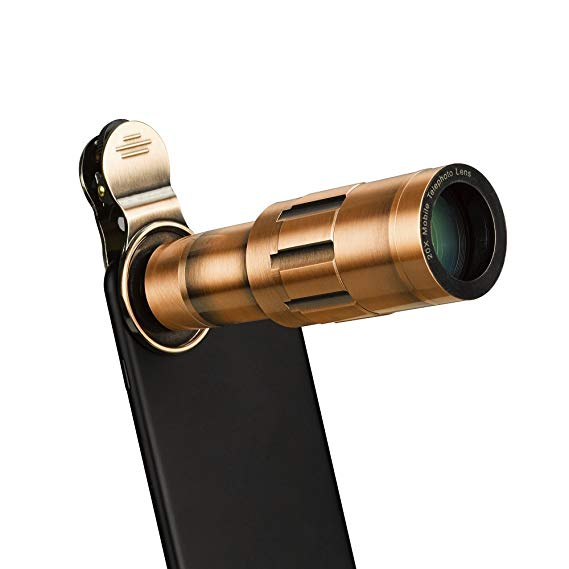 26X Telephoto Mobile Zoom Camera Lens With Tripod