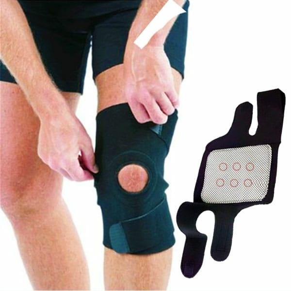 Hot-Sharper-Knee-Support-Belt-Black