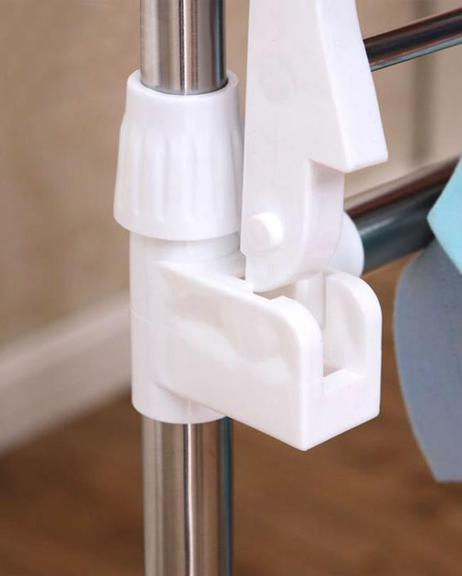 YLT401c - Stainless Steel Composite Clothes Hanger With Adjustable Length