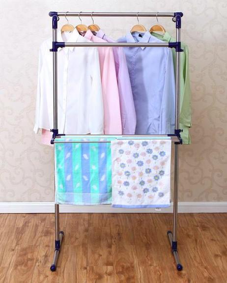 YLT401E - Multi-Purpose Stainless Steel Clothes Drying Rack