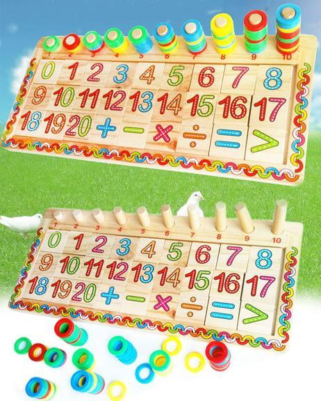 Teaching-Logarithmic-board