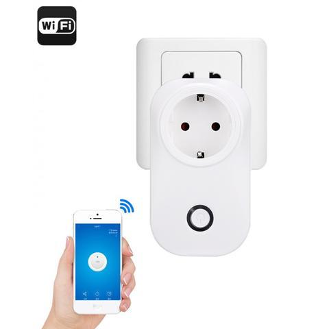 Wifi-Smart-Plug-Wireless