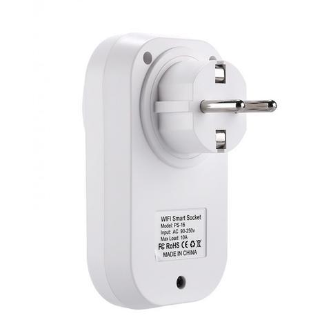Wifi Smart Plug Wireless Smart Switch Socket