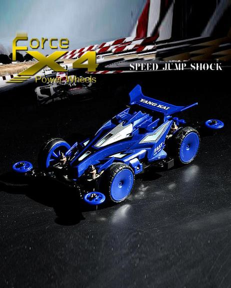 F1-Racing-Car-Toy-Blue