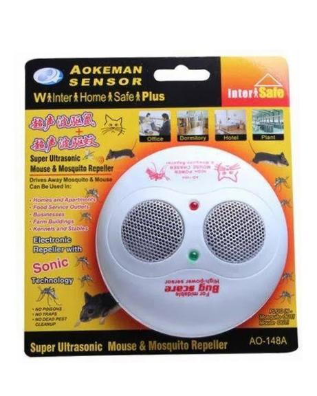 Mouse-Mosquito-Repeller