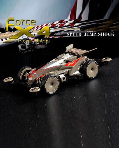 F1-Racing-Car-Toy-Grey