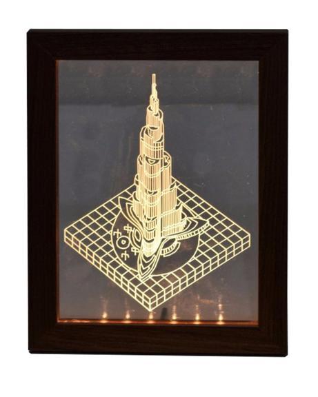 Burj-Khalifa-Acrylic-Frame
