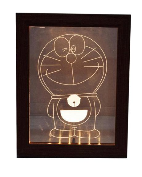 Doraemon-Acrylic-Frame