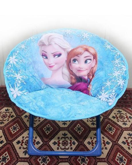 Kids-Disney-Frozen-Foldable-Chair