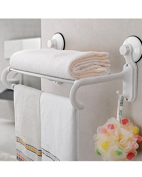 Towel-Suction-Cup-White