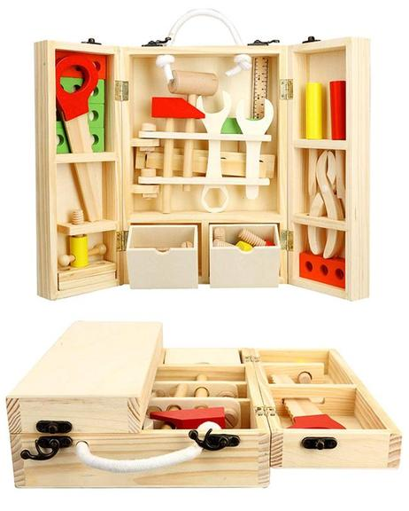 Wooden-Tool-Box-Toys-Accessory-Set