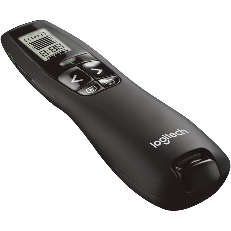 Logitech-Laser-Presenter-Remote