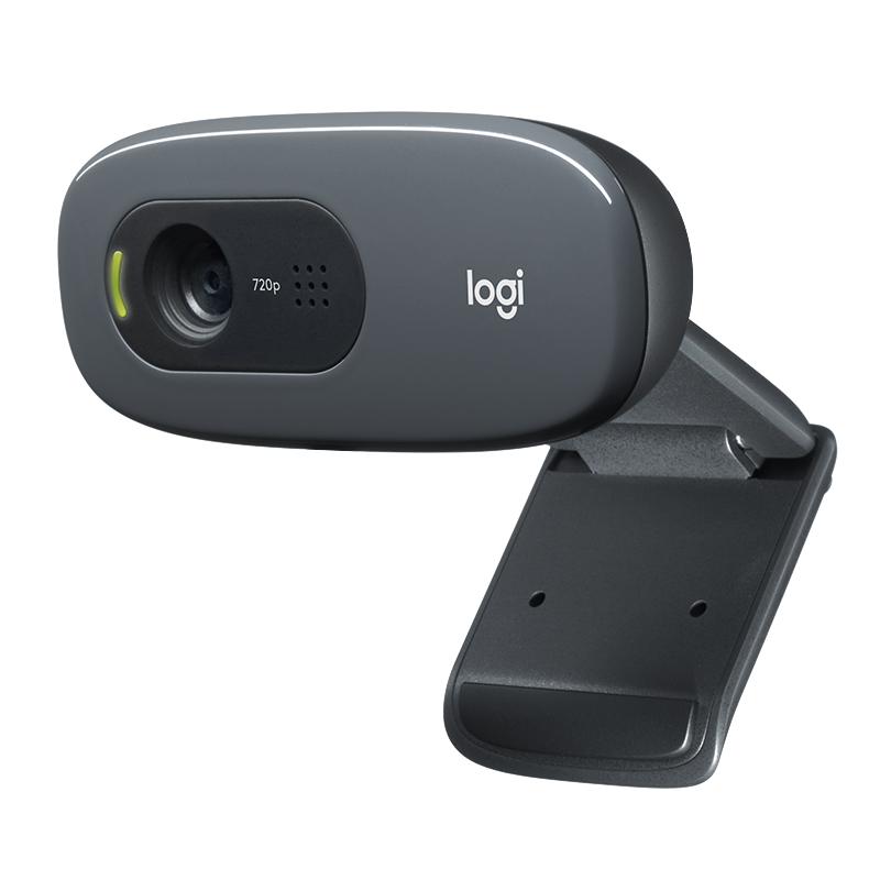Logitech-C270-HD-720p-Webcam