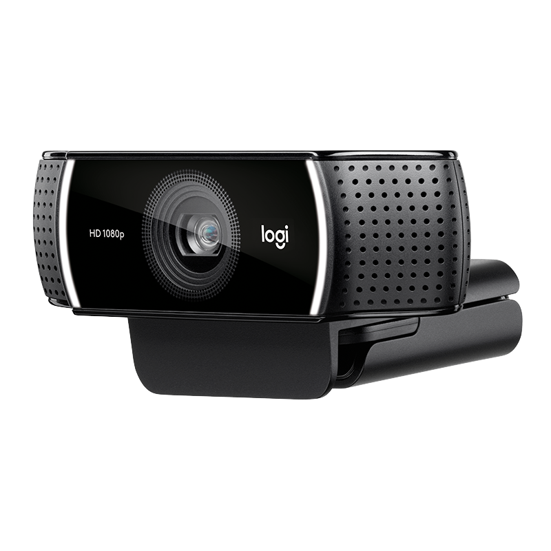 Logitech C922 Pro Stream HD Webcam with 1080p & Autofocus