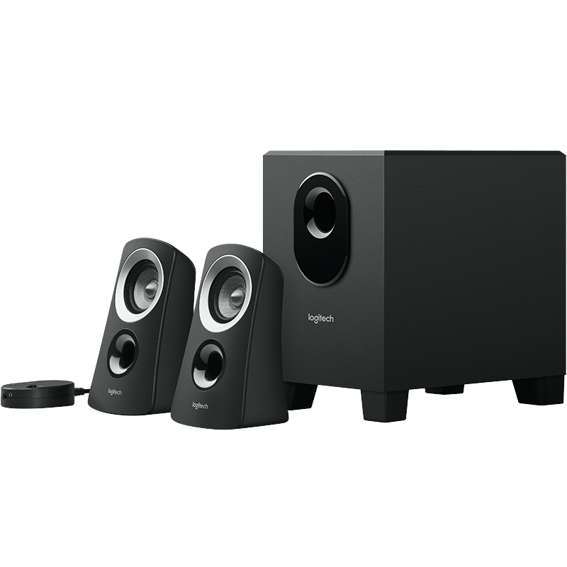 Logitech-Z313-Computer-Speaker-System