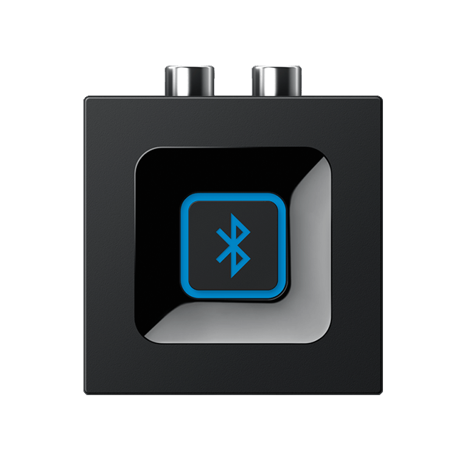 Logitech Bluetooth Audio Receiver with Wireless Adapter