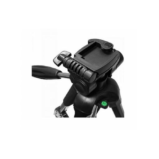 Jmary Professional Tripod and Monopod Stand KP-2264 - Black