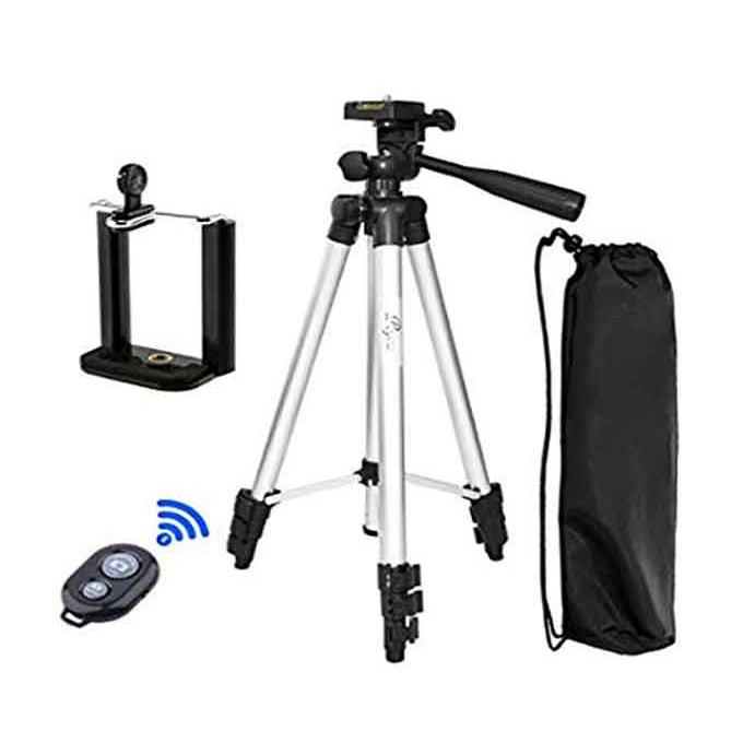 Aluminium-DK-3888-Portable-Foldable-Camera-Mobile-Tripod