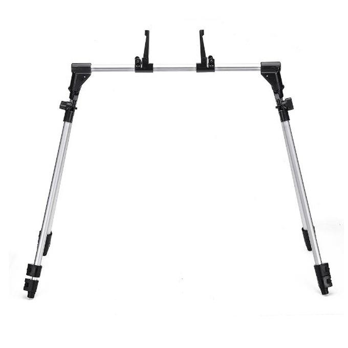 Aluminum Floor Mobile & Tablet Stand Holder 301-L - Silver