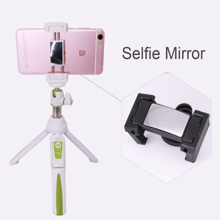 Benro Tripod Selfie Stick 3in1 Extendable + Bluetooth