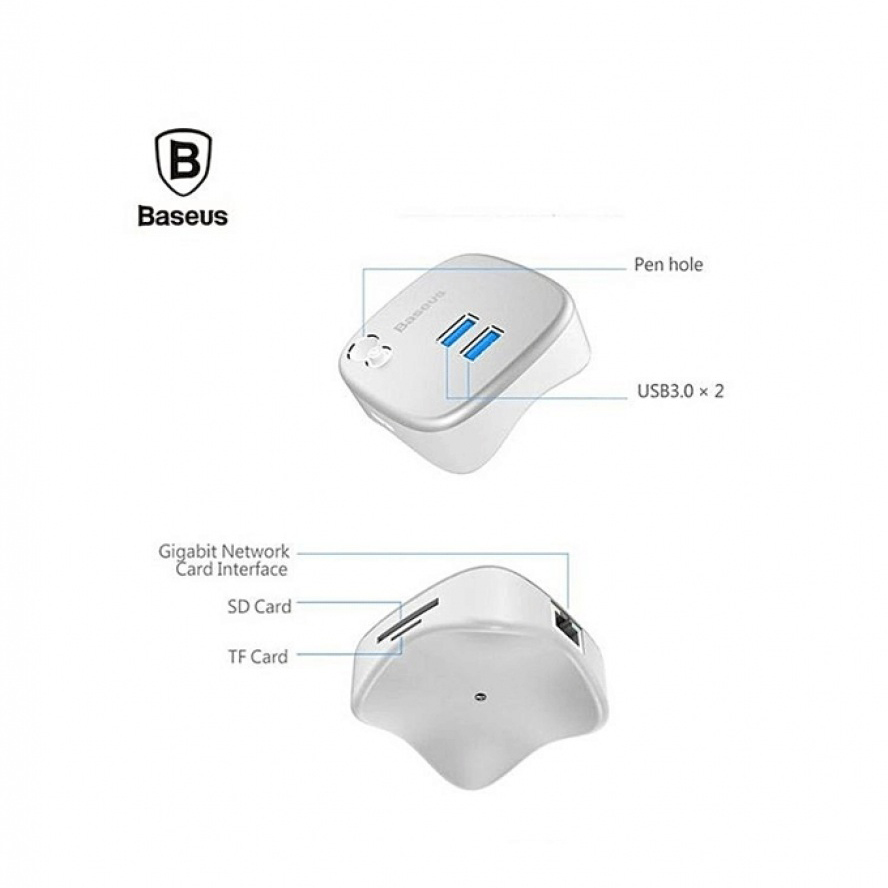 Baseus Notebook Expansion Dock - Multifunction Extention
