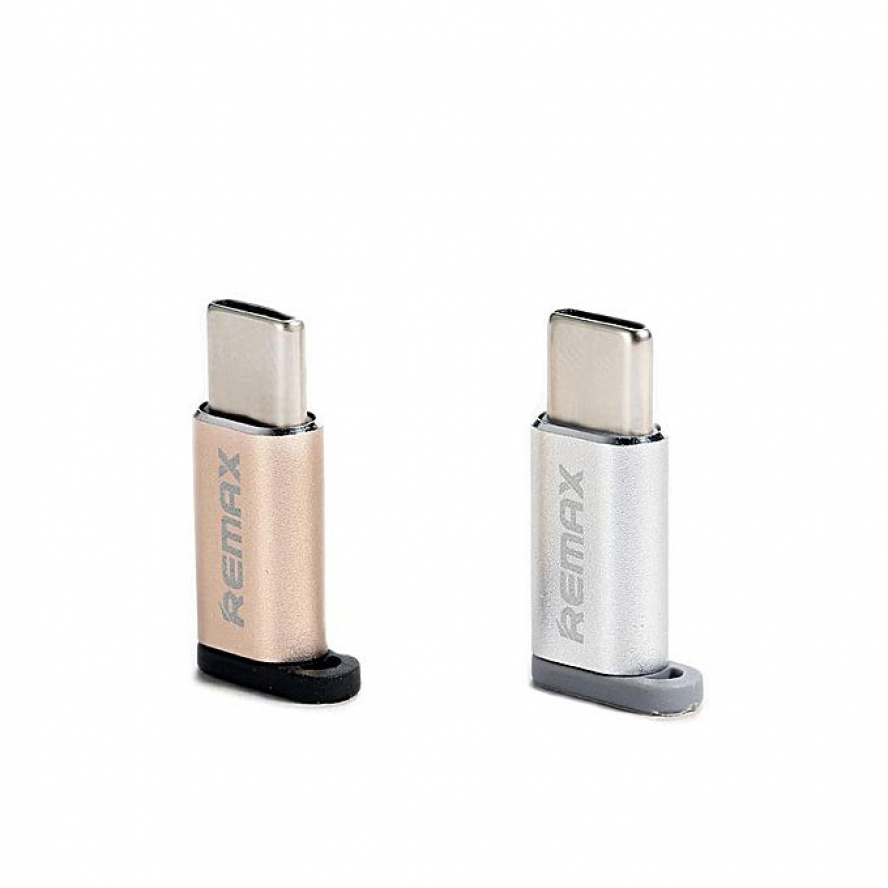 Remax Micro USB To Charging & Data Syn Converter For Type-C
