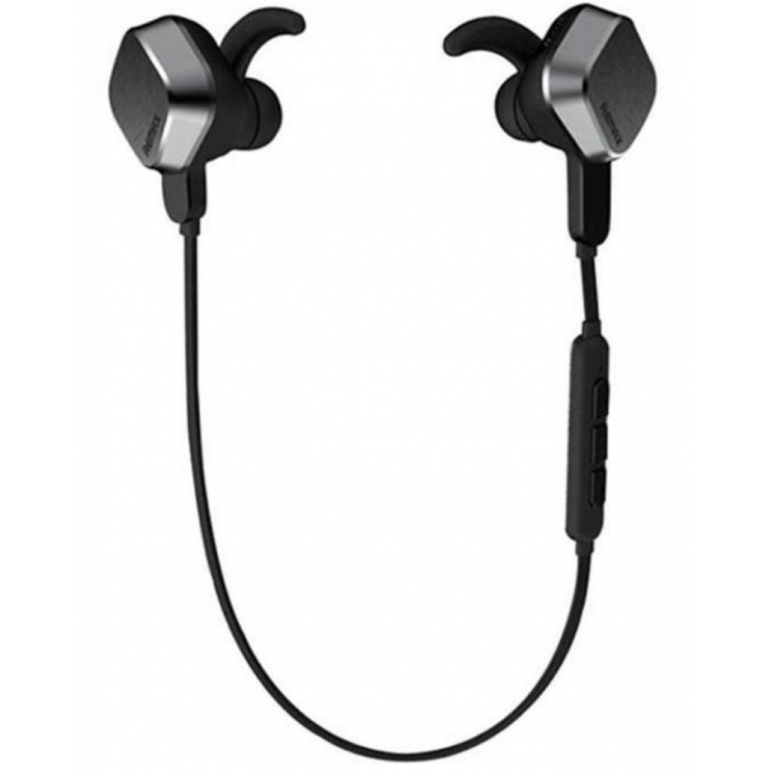 Remax RB-S2 Sports Magnet Bluetooth Headset - Black