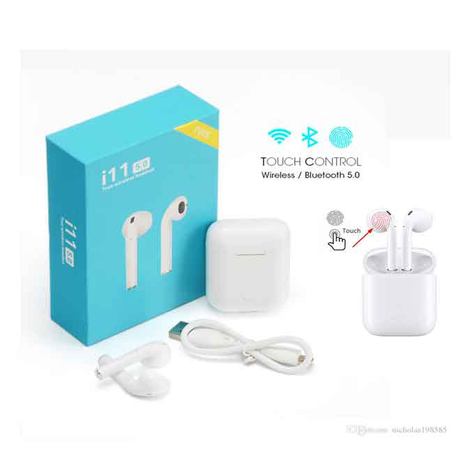 Twin-True-i11-Wireless-Bluetooth-Earbud