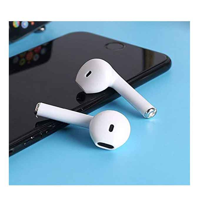 i11 Wireless Touch Sensor Bluetooth Earbuds + Charging Case