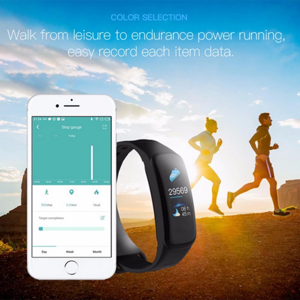 C1 Plus Smart Health Activity Band