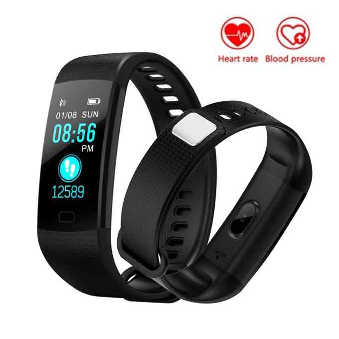 Y5 Smart Band, helath tracker, Wristband with Color Screen