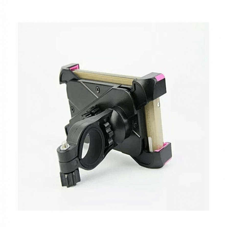 Universal Mobile Bike Holder - Black