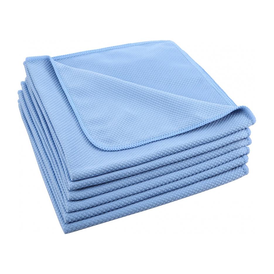 Microfiber Cloth - Blue