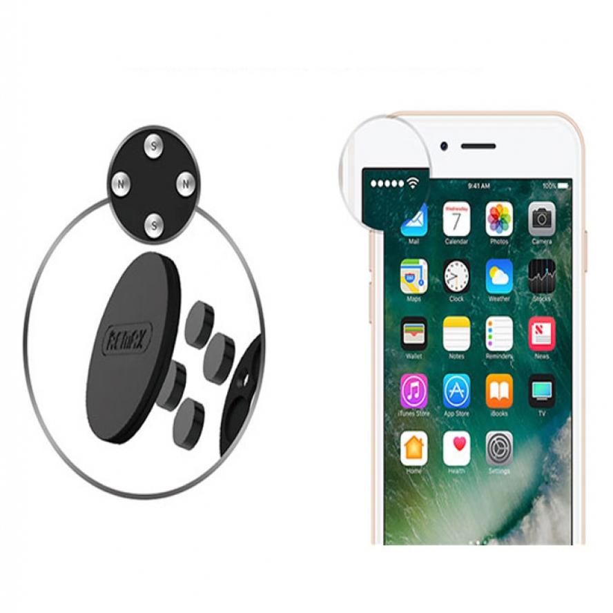 Remax Magnetic Car Phone Holder RM-C30 - Black