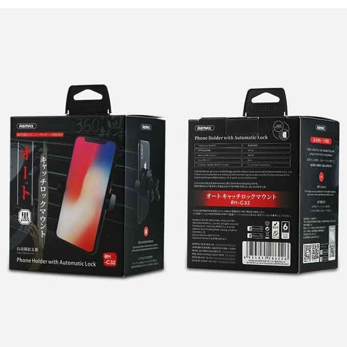 Remax Universal Car Phone Holder--RM-C32
