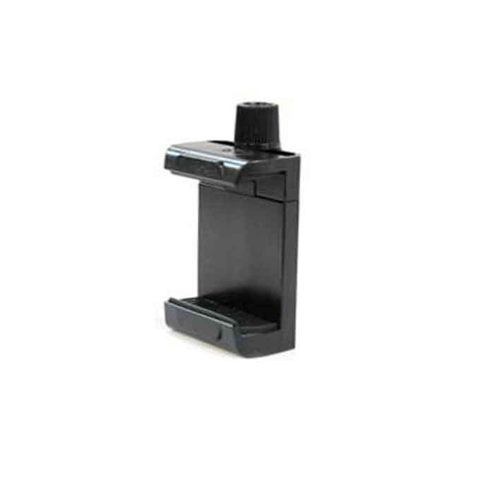 Yunteng Bolt Mount Universal Smartphones Holder - Black