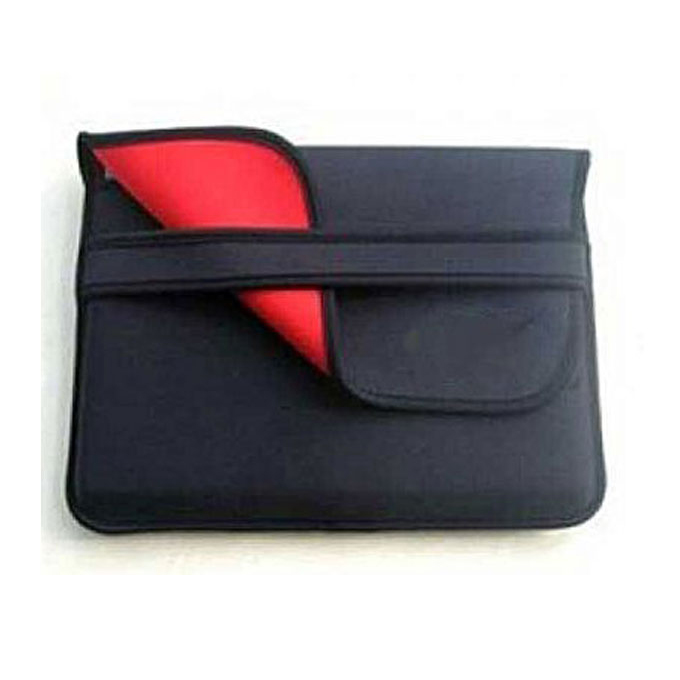 Laptop Side Sleeves available in 15 Inch & 17 Inch - Black