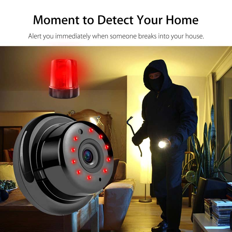 Mini Wireless Home Security Camera