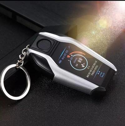Creative Car Key Chain Gas lighter