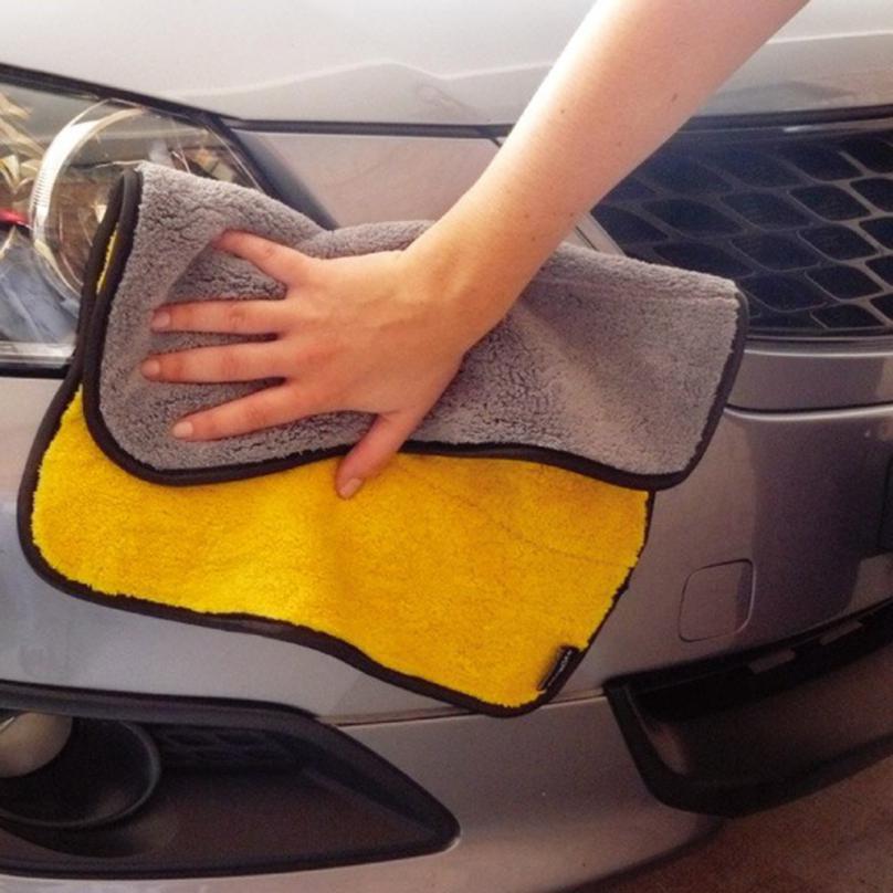 Car Washing Towel - Microfiber Car Cleaning Cloth