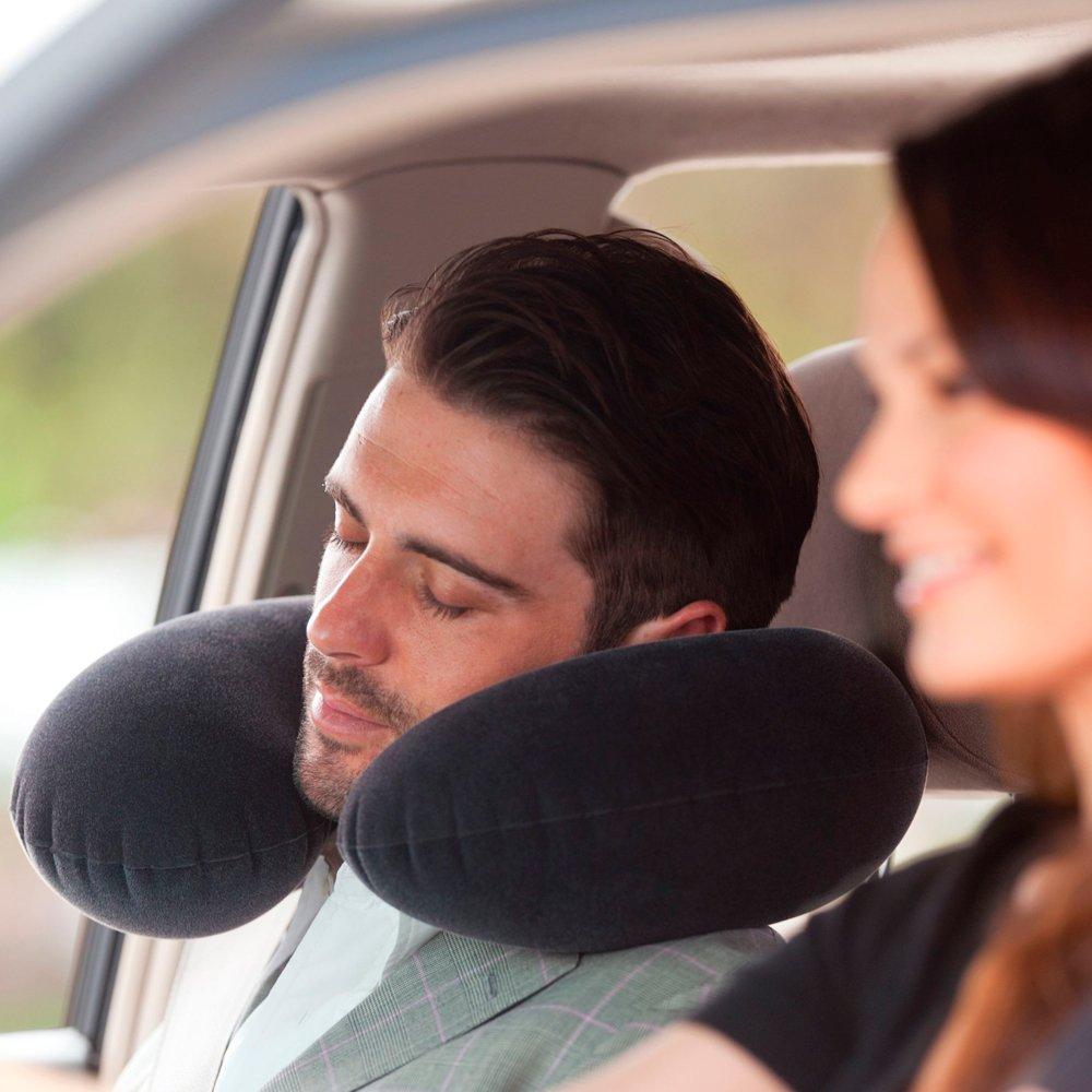 Intex Travel Pillow, Black