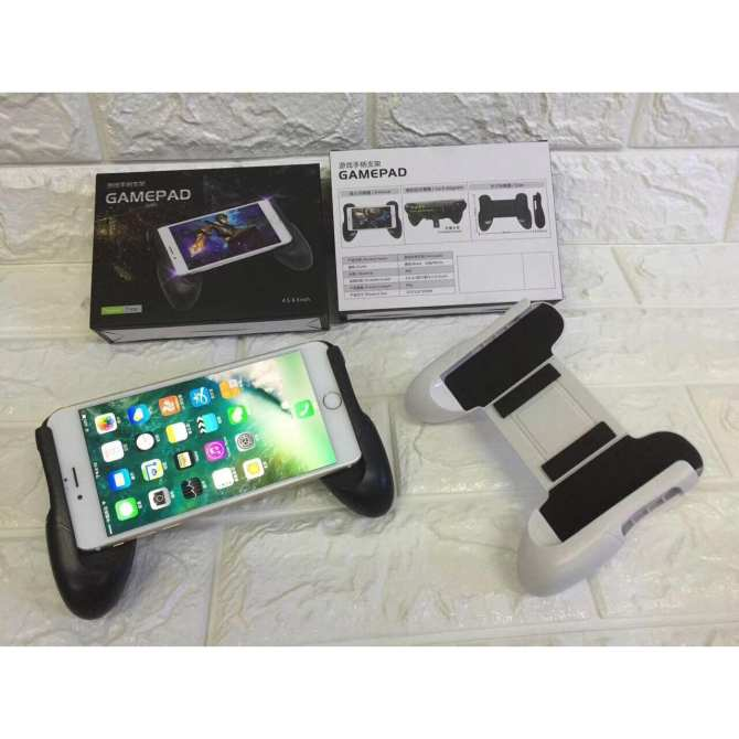 Gamepad-Mobile-Phone-Stand-Adjustable