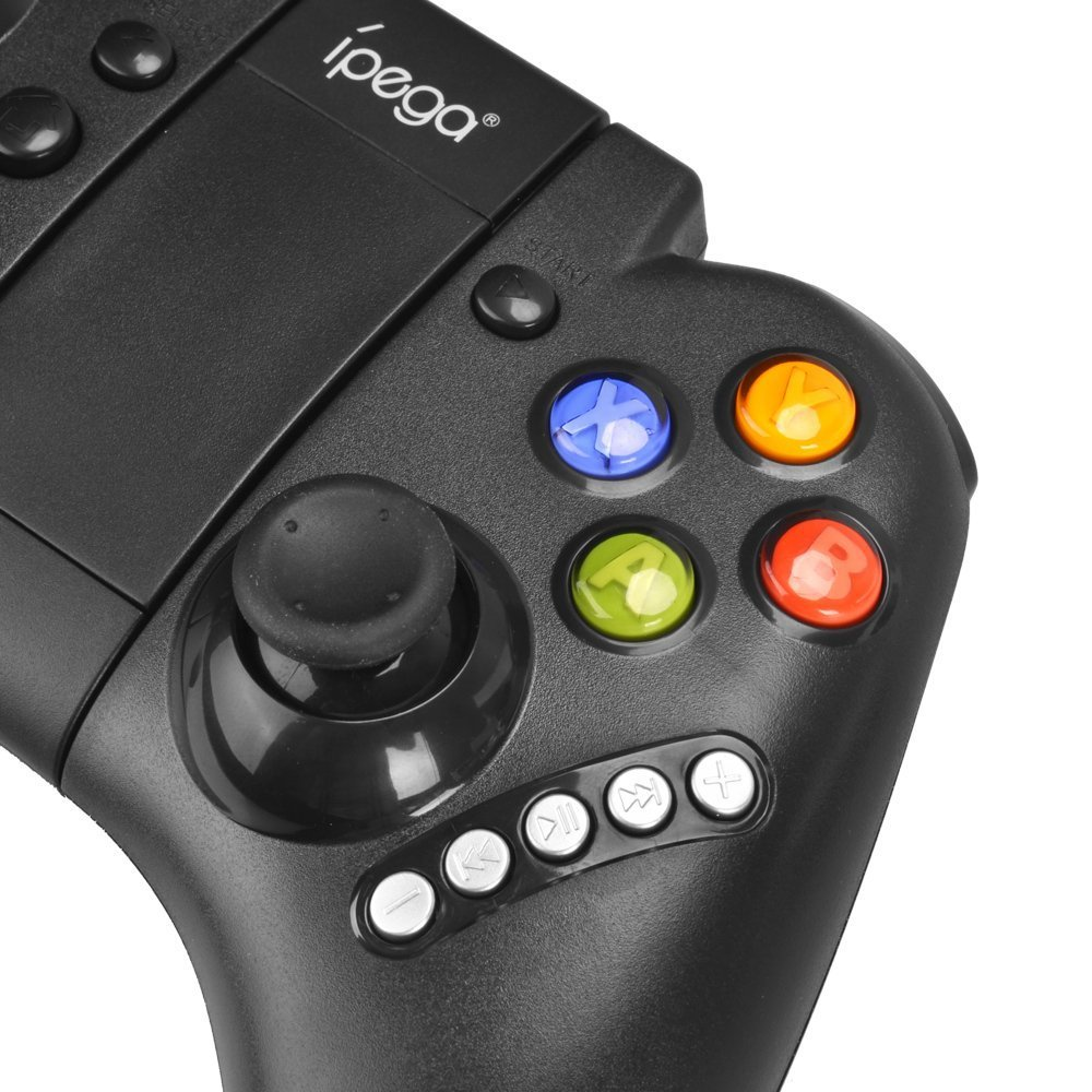 iPega Wireless Gamepad + Bluetooth Game Controller Joystick