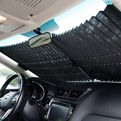 Auto Universal Car Retractable Windshield Sun Shade