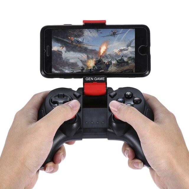 Wireless Gamepad S6 Bluetooth Controller Gamepad Joystick