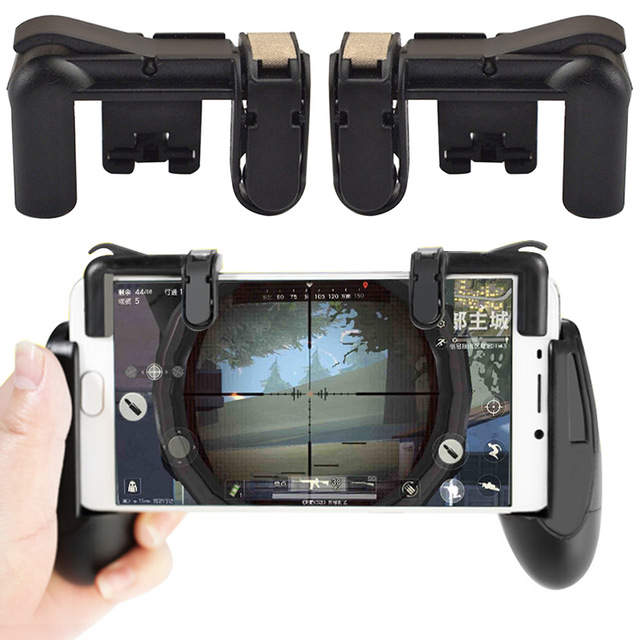 Smartphone Mobile Gaming L1 R1 Button Game Controller